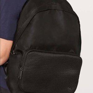 Lululemon Mesh Everywhere Backpack